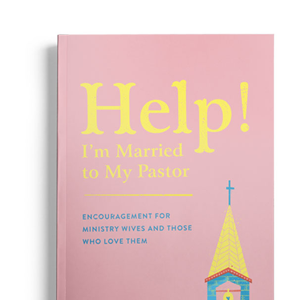 Help! Im Married to My Pastor - Paperback - Jani Ortlund
